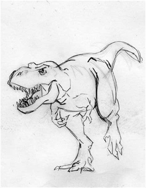 Cool dinosaur drawing image | Random Things in 2019 ...