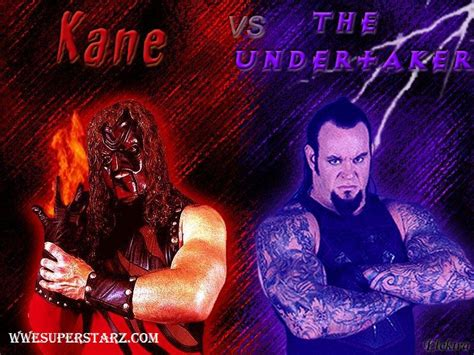 Cool HD Nature Desktop Wallpapers: Kane and Undertaker