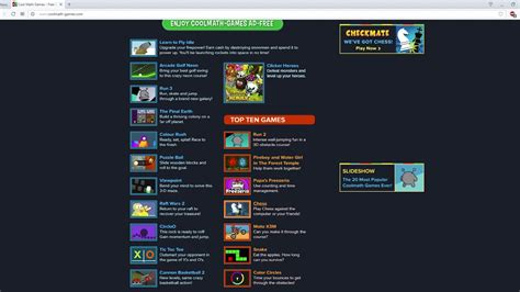 Cool Math Games Free Online Math Games, Cool Puzzles, and ...