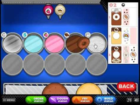 Cool Math Games Papa s Donuteria Cooking Games for Girls ...