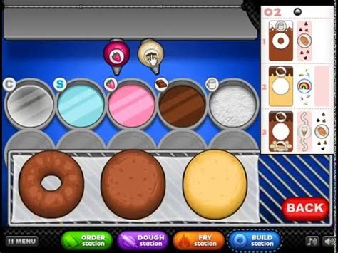 Cool Math Games   Papa s Donuteria   Cooking Games for ...