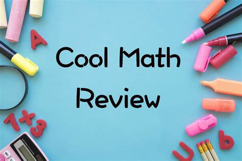 Cool Math Learning Portal [Review]   Experience ...