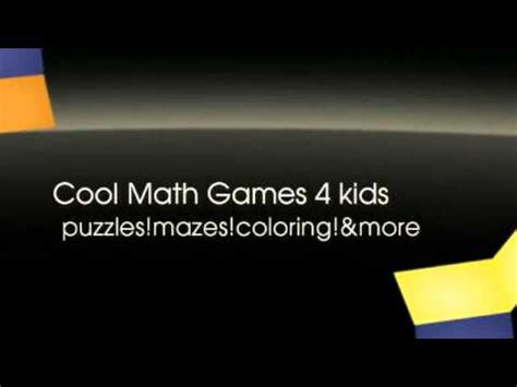 cool maths games | You Play Games