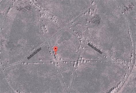 Coordenadas de Google Maps con cosas raras y extrañas