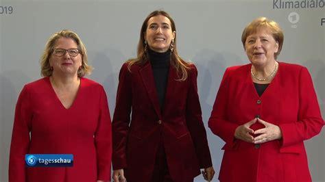 COP25: Ministra chilena se reúne con Angela Merkel y con ...