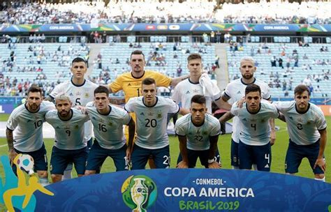 Copa America 2019: Qatar 0 2 Argentina   3 talking points