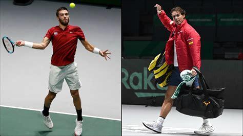 Copa Davis 2019: partidos de hoy, miércoles 20 de noviembre