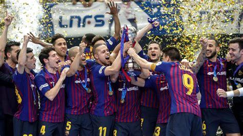 Copa de España de Fútbol Sala 2020: Horarios, calendario y ...