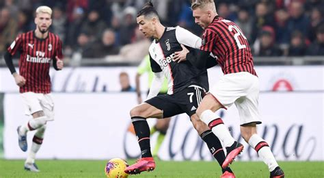 Copa Italia: Juventus empató 1 1 con Milan en San Siro ...