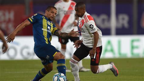 Copa Liga Profesional: River Plate vs Rosario Central ...
