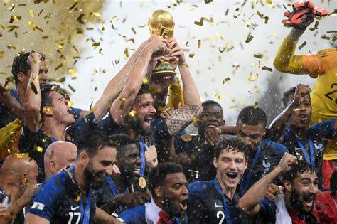 Copa Mundial 2018: Francia gana la Gran Final   El Sentinel