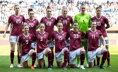 Copa Mundial Femenina 2019: La indefinición de Alemania ...