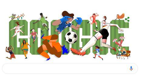 Copa Mundial Femenina de Fútbol de 2019: Google dedica un ...