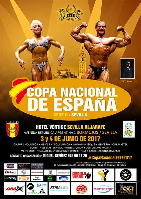 Copa Nacional FEFF 2017  Sede II  – IFBB Spain