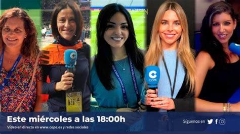 COPE «empaqueta» a sus periodistas deportivas en un único ...