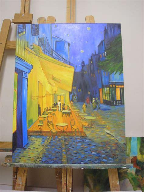 Copia de Van Gogh   Terraza de café por la noche Victoria ...