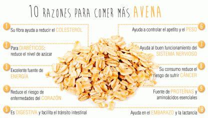 Copos De Avena Beneficios   SEONegativo.com
