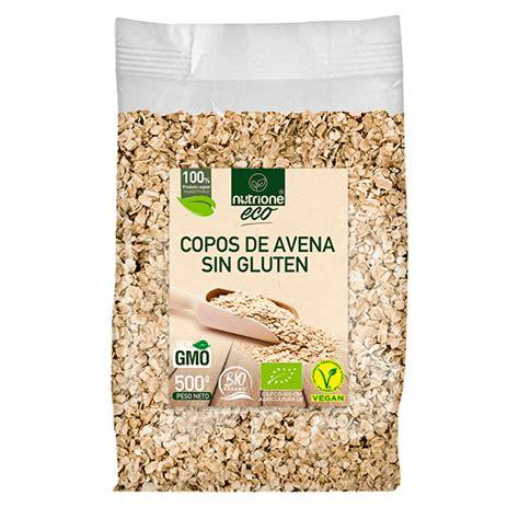 Copos de Avena Sin Gluten de NutriONE ECO en Copos y ...