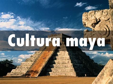 Copy of Cultura maya by Irais Muñoz