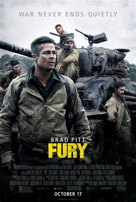 Corazones de acero   Fury , con Brad Pitt  2014    Página ...