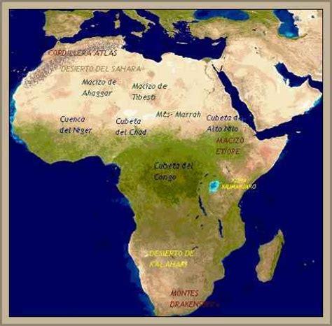 Cordillera del Atlas en Africa Geografía e Historia de ...