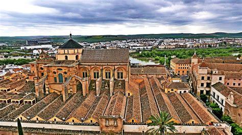 Cordoba   La Mezquita   The Great Mosque of Córdoba   View ...