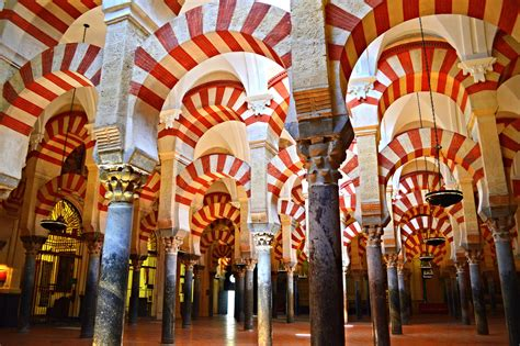 Cordoba Spain   Mezquita Mosque   Frederico Domondon