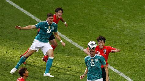 Corea   Alemania: Mundial de Fútbol de Rusia 2018 ...