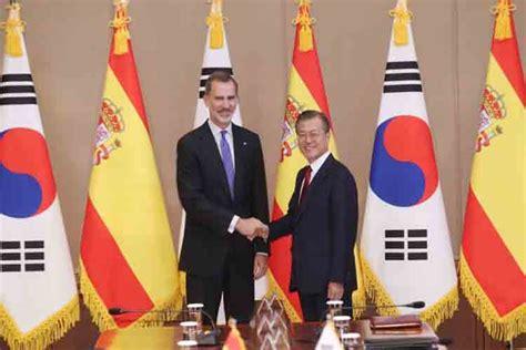 Corea del Sur y España acuerdan impulsar lazos en energías ...