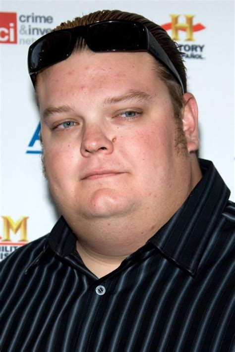Corey Harrison from Pawn Stars. So punchable. | Rebrn.com