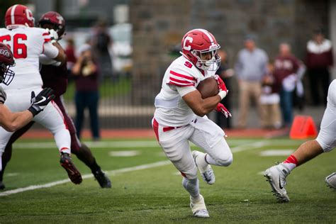 Cornell Football Overcomes Columbia, Snapping Five Game ...