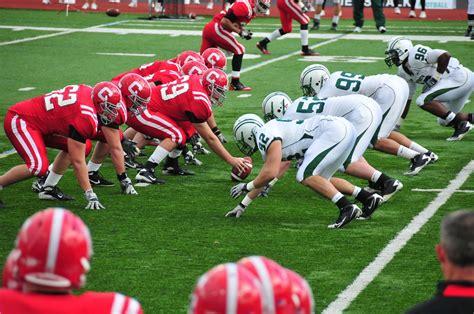 Cornell Football vs. Dartmouth   5   SOOC   Michael King ...