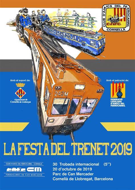 Cornellà de Llobregat. La Festa del Trenet 2019 ...