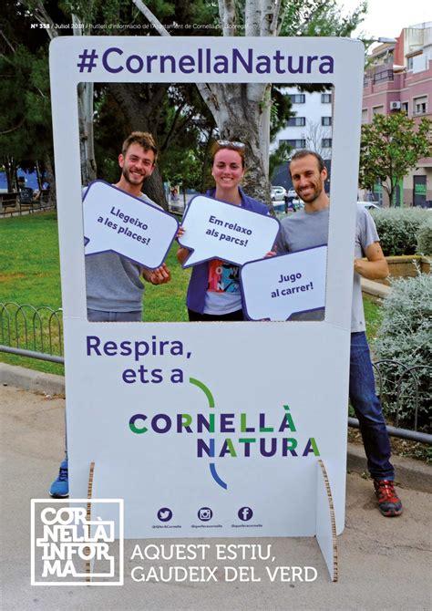 Cornellà Informa 358   Juliol 2018 by Departament de ...