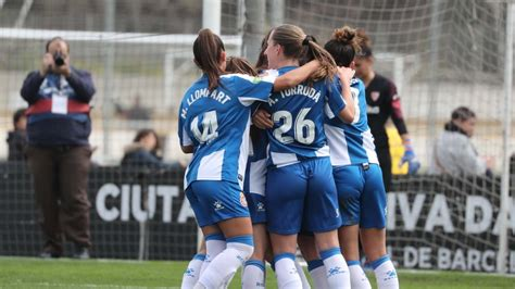 Cornellá se vuelca con el fútbol femenino: habrá lleno ...
