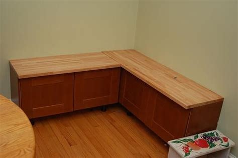 Corner Bench Ikea Hack   WoodWorking Projects & Plans