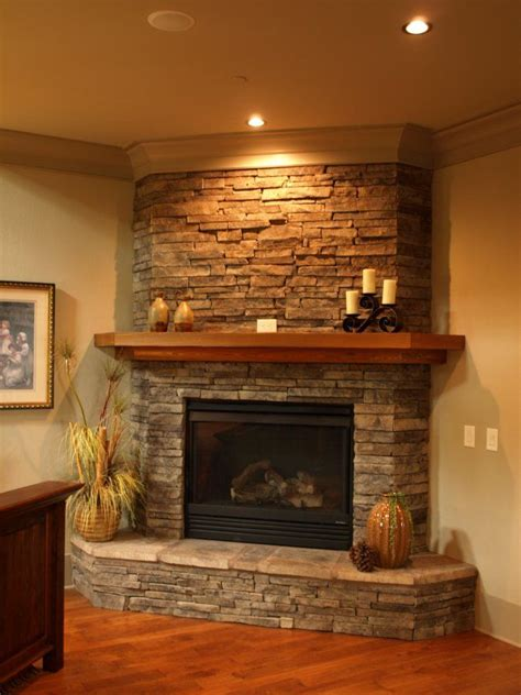 Corner Fireplace Mantels Ideas   WoodWorking Projects & Plans