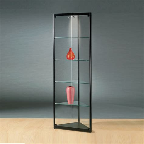 Corner Glass Display Cabinet | online information
