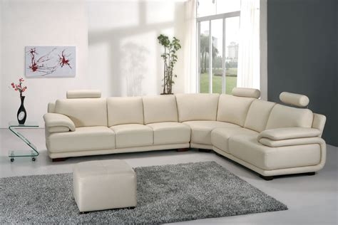 Corner Leather Sofas, Great Choice for Home Decoration ...