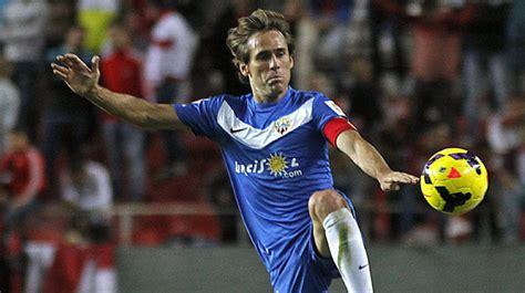 Corona, del Almería, quiere la Copa como bálsamo para la ...