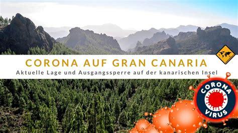 Corona Virus auf Gran Canaria [Covid 19]   aktueller Stand