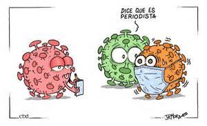 Coronavirus, alarma social   JRMora, humor gráfico