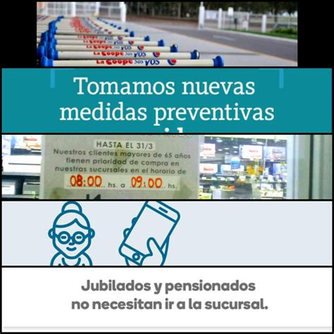 Coronavirus: Bancos y supermercados de Zapala modifican ...