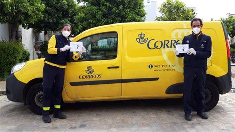 Coronavirus   Correos en estado de alarma: horario y ...
