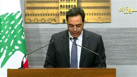 Coronavirus. Crisis en El Líbano. Ministro de Defensa de ...