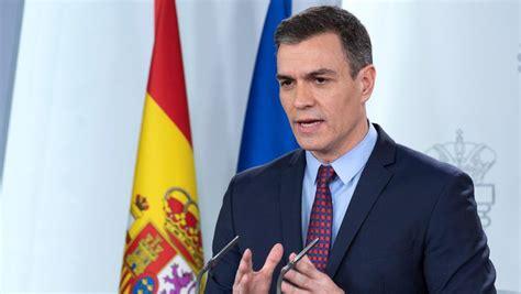 Coronavirus en España: Última hora, en directo   Pedro ...