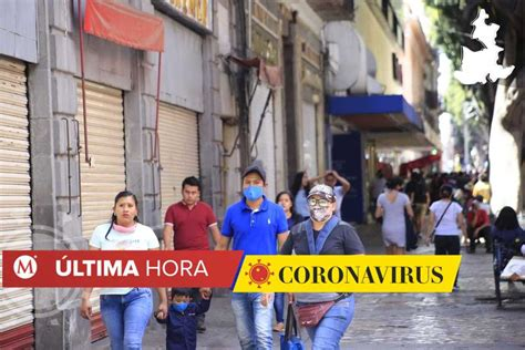 Coronavirus en Puebla. Noticias de última hora: 3 de agosto