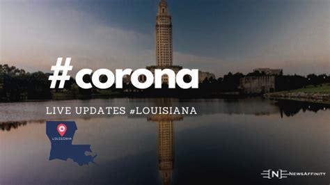 Coronavirus Louisiana Live : Cases, Updates & Map ...