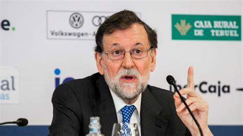 Coronavirus: Mariano Rajoy se salta el confinamiento ...