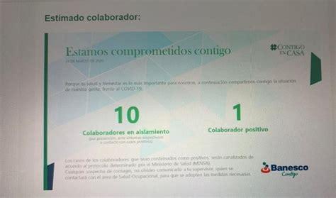 Coronavirus penetra instalaciones de Banesco – La Verdad ...